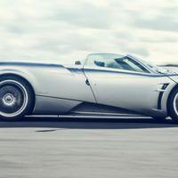 Presentan el Pagani Huayra Roadster, y otro secreto más