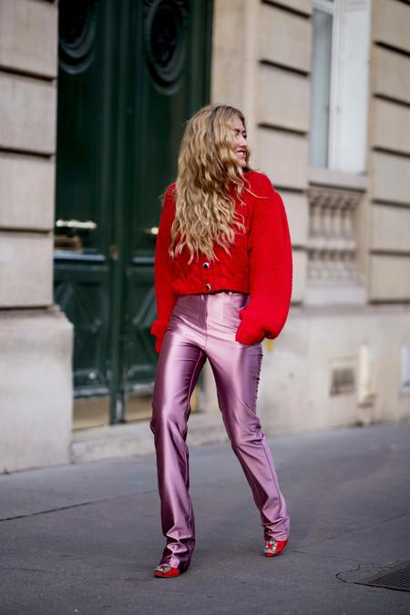 Combinar Jersey Rojo 27