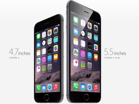 Un fotógrafo descubre con sorpresa que Apple ha usado una de sus fotos en el escritorio de los nuevos iPhone 6