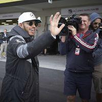 La no sanción que pudo dar un impulso a Hamilton en México