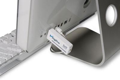 Miglia TVmini, sintonizador TDT para Mac