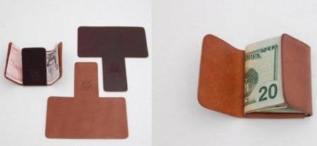 The Fold, una cartera minimalista