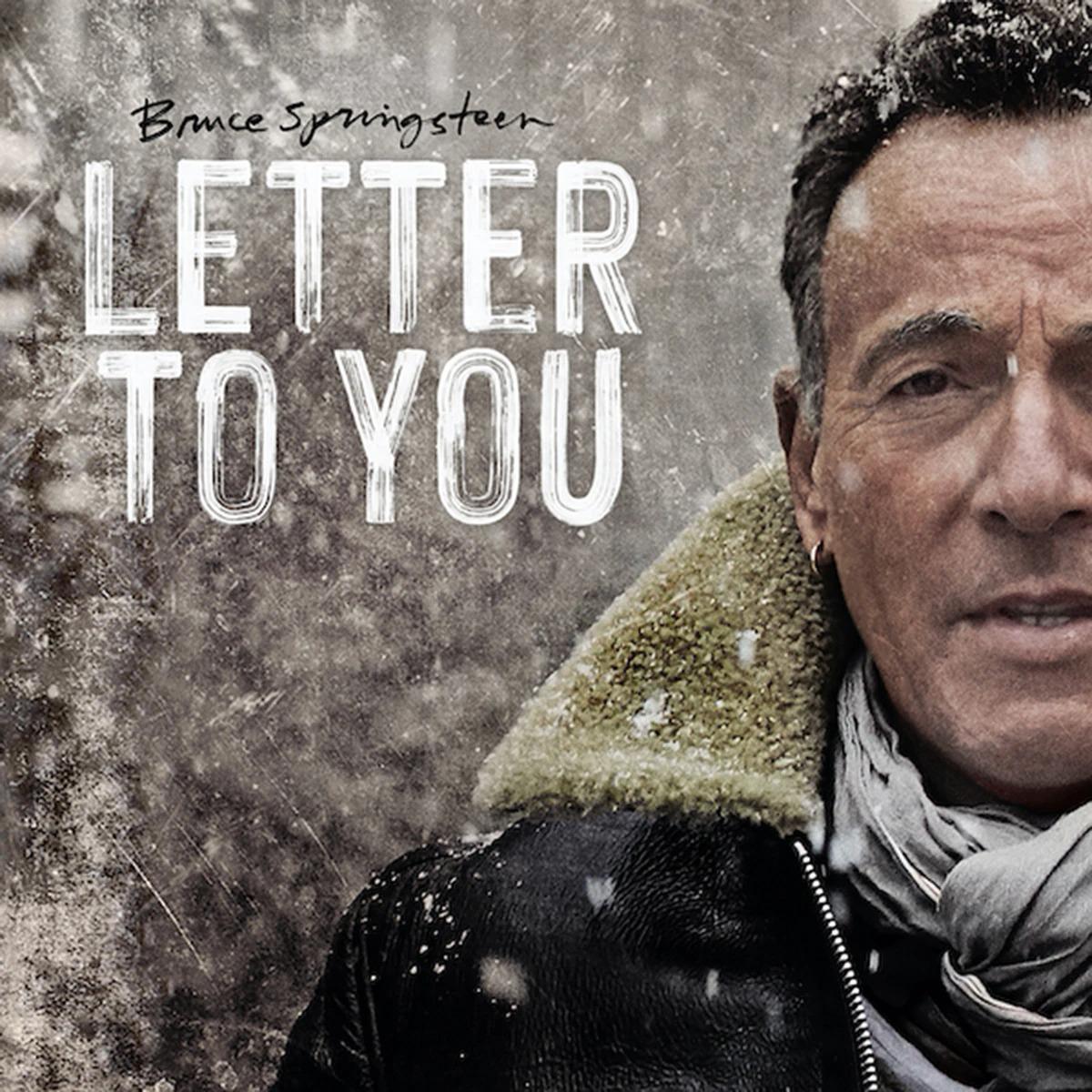 LETTER TO YOU (EDICIÓN COLOR) (2 LP-VINILO) Artista Bruce Springsteen