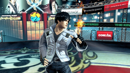 King Of Fighters Xiv 01