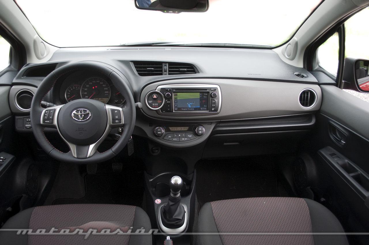 Foto de Toyota Yaris (presentación) (11/24)