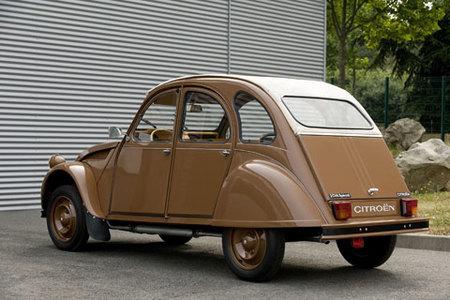 Citroën 2CV by Hermès, lujo para un sexagenario