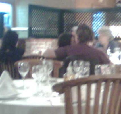 Javier Bardem y Penélope, cariñosa cena en familia