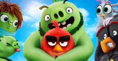 'Angry Birds 2: La película': una agradable sorpresa que supera a la primera entrega