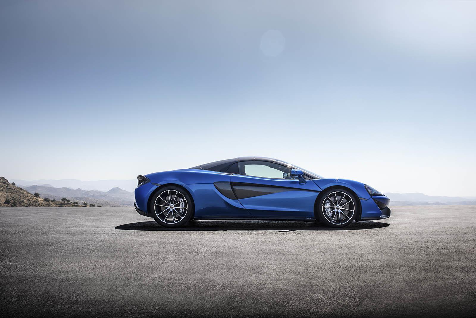 Foto de McLaren 570S Spider (25/31)