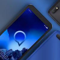 Alcatel 1V y Alcatel 3X: la línea básica de Alcatel arranca desde los 80 euros con Android Go y llega a una cámara triple