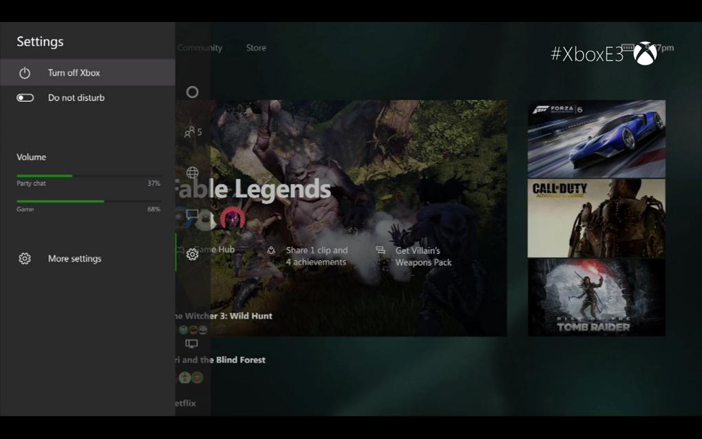 Foto de Nuevo dashboard de Xbox One (2015) (5/7)