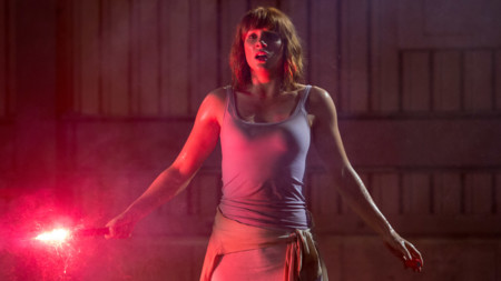 Bryce Dallas Howard a lo Ripley en Jurassic World