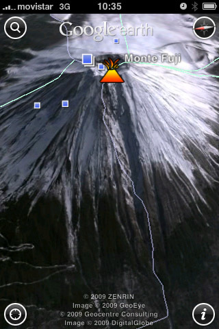 Foto de Google Earth 2.0 para iPhone (8/8)