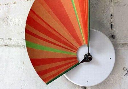 Manifold Clock, el reloj Locomía