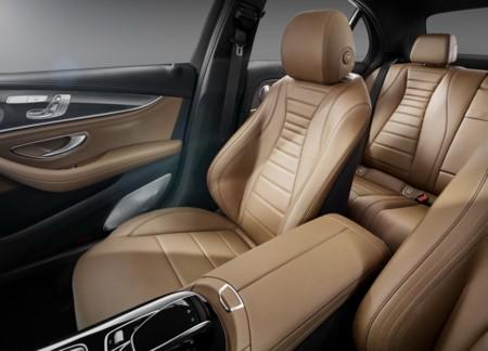 Mercedes-Benz Clase E 2016 interior