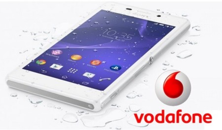 El Sony Xperia M2 Aqua llega en exclusiva a Vodafone