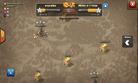 Clash of Clans guerra