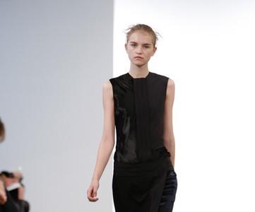 Siguen las colecciones Pre-Fall 2009: Calvin Klein y Donna Karan