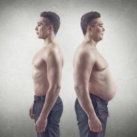 El porcentaje de grasa es más importante pero el peso también debe considerarse