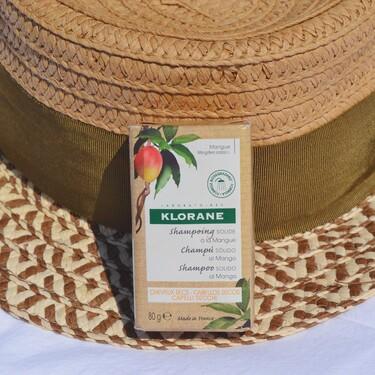 Probamos el champú sólido al Mango de Klorane y tanto su aroma como la nutrición que deja nos encanta