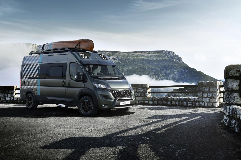 Foto de Peugeot Boxer 4x4 Concept (1/22)