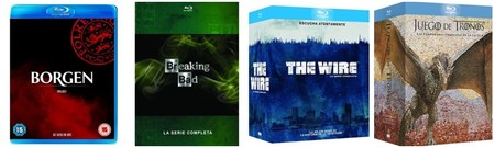 Pack Bluray