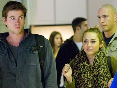 Reapariciones famosiles: Miley Cyrus y Liam Hemsworth juntos de nuevo