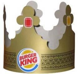 Burger King prepara menús saludables para los niños
