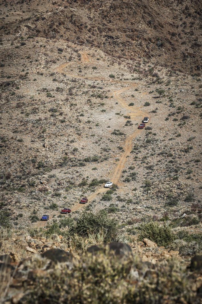 Foto de Toyota Hilux 2016 Namibia (45/74)