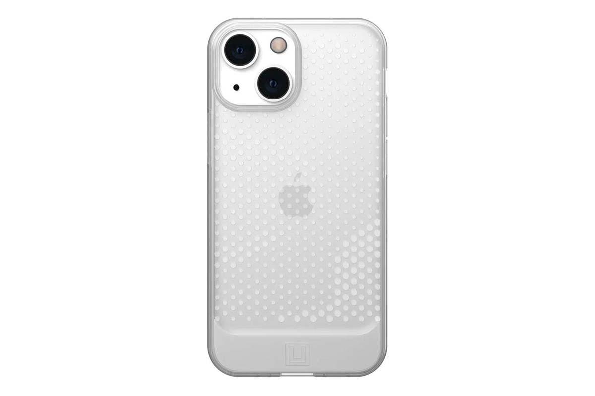 UAG Lucent Funda iPhone 13 mini transparente