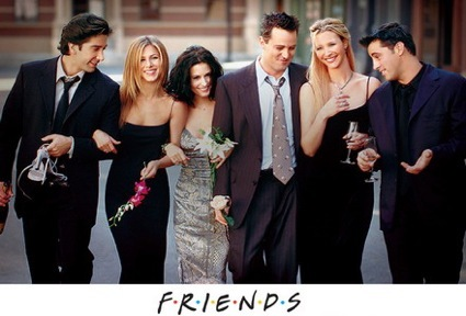 Enésimo rumor: 'Friends' podría estar pronto en el cine