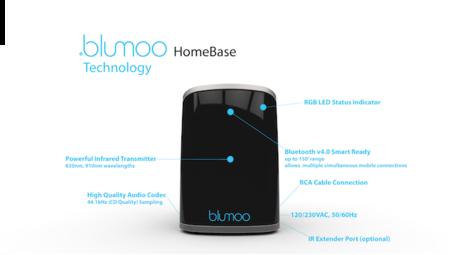 Especificaciones Blumoo