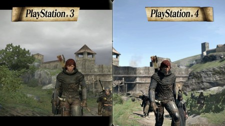 Dragon's Dogma: Dark Arisen: Capcom compara las versiones de PS3 y PS4 en su último tráiler
