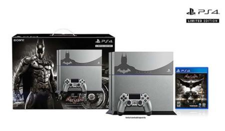 Batman: Arkham Knight se pone guapo con un PS4 edición limitada