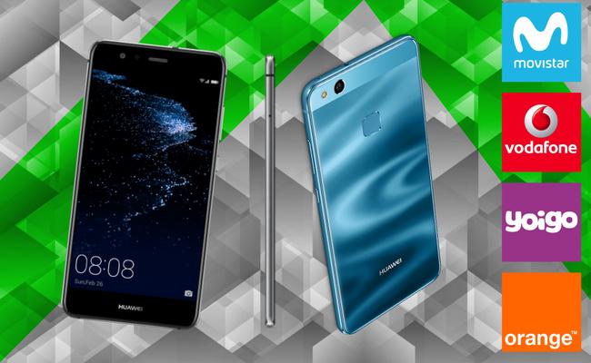 Huawei P10 Lite ya disponible en Movistar, Vodafone, Orange y Yoigo: comparamos sus precios definitivos