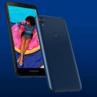 Motorola Moto E6: la nueva línea de entrada de Motorola se hace más compacta y apuesta por el Snapdragon 435