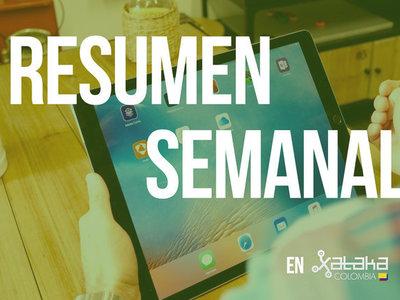 Las noticias más destacadas de tecnología en Colombia están en nuestro Resumen Semanal