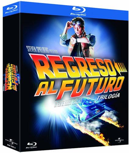 Regreso al Futuro Blu-Ray