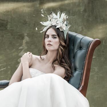 Accesorios de novia 2019: los detalles que necesita tu look nupcial