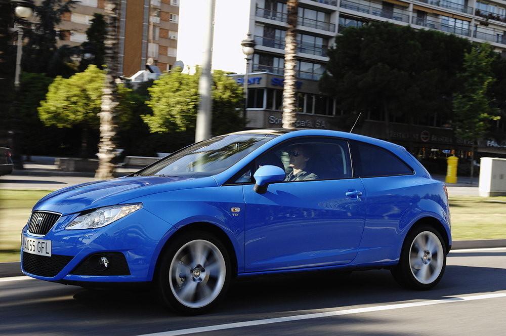 Foto de Seat Ibiza SportCoupe (57/100)