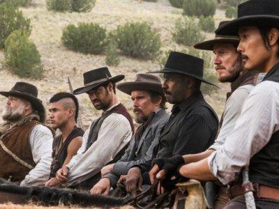 'Los siete magníficos', primeras imágenes del remake liderado por Denzel Washington