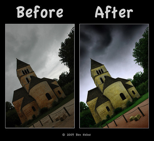 Foto de ¿Cómo Photoshop puede convertir una foto mediocre en una gran fotografía? (2/12)