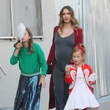 Así de monérrimo es el tercer hijo de Jessica Alba ¡menuda manera de empezar el 2018!