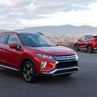 Mitsubishi Eclipse Cross: el Eclipse ahora es un SUV que se pasa al 'downsizing' y al turbo