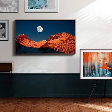 Siete grandes televisores de diseño para regalar en el Día del Padre (y que todos en casa sean más felices)