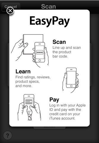 La aplicación de las Apple Store se actualiza: llegan los pagos con EasyPay