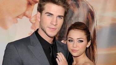 Miley Cyrus y Liam Hemsworth, siguen juntitos, sin drama a la vista