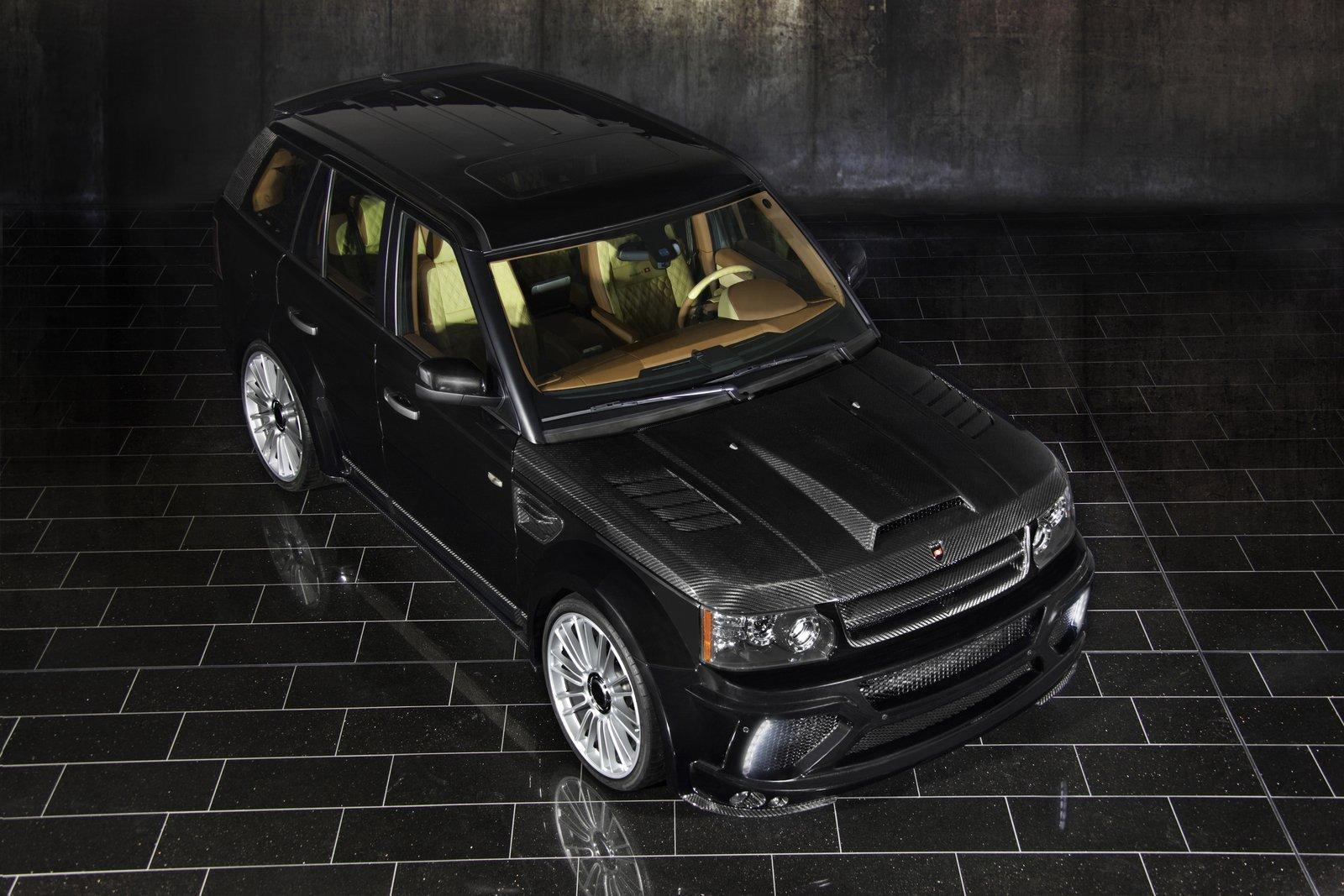 Foto de Range Rover Sport por Mansory (3/16)