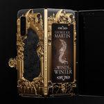 La edición de lujo de 'Juego de Tronos' del Samsung Galaxy Fold costará 8.180 dólares, cuatro veces más que el teléfono original