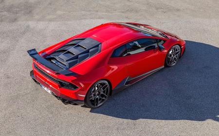 Novitec Torado Lamborghini Huracan LP 580-2